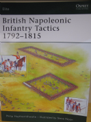 Book-British Napoleonic Infantry Tactics 1792-1815